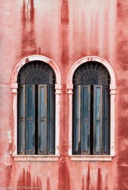 Shuttered Windows, Corte San Trovaso