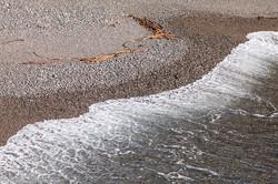 Kelp, Pebbles & Surf