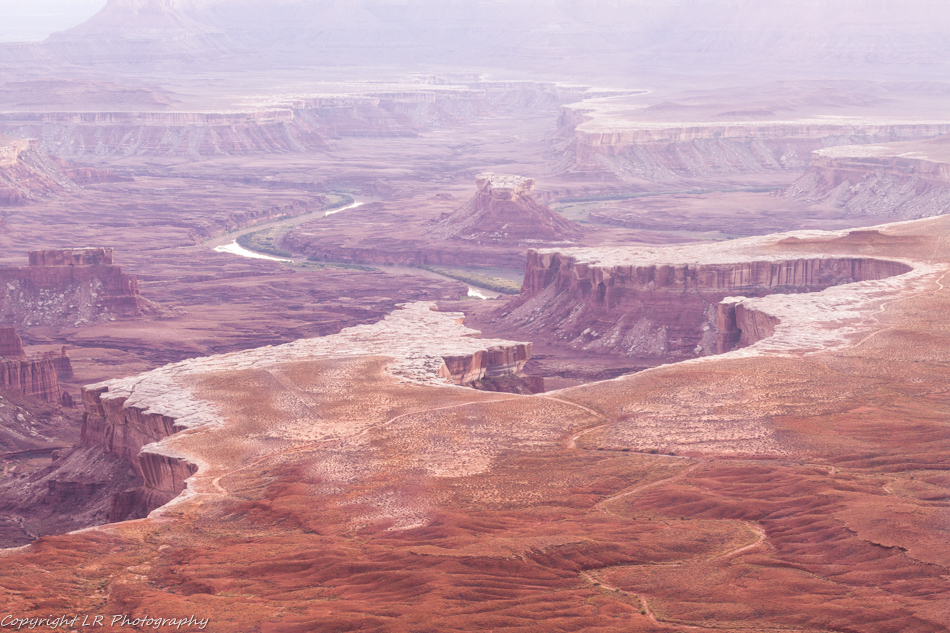 Green River Canyons
