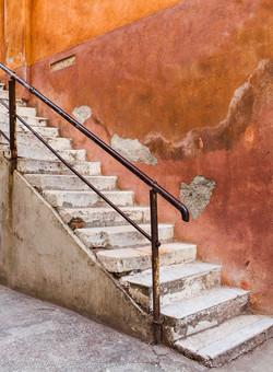 Staircase & Railing