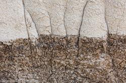 Badlands, Sandstone & Shale