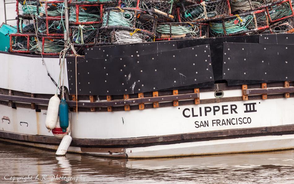 Stern Detail, Crab Boat