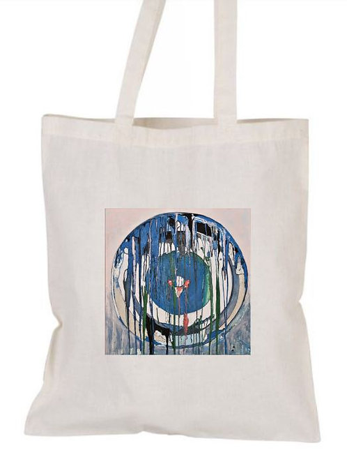 Tote bag cotton - WATER