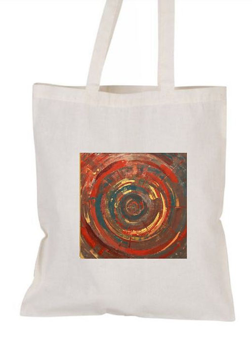Tote bag cotton -EARTH