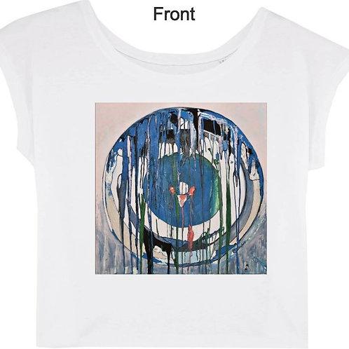 T-shirt organic cotton - WATER