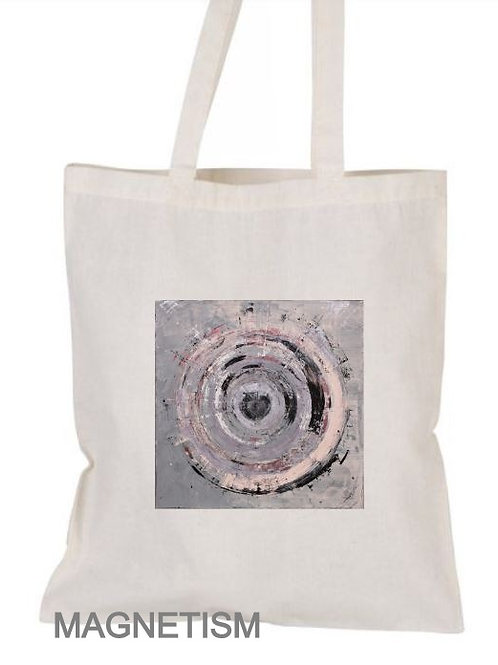 Tote bag cotton - MAGNETISM