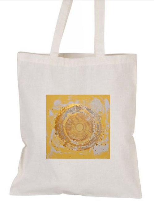 Tote bag cotton -AIR