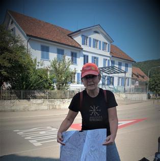 Historischer Dorfrundgang mit Katrin Brunner