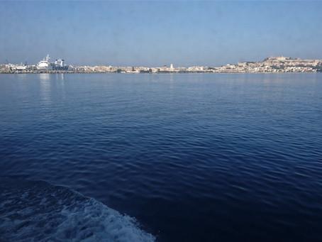 Tagebuch Sizilien u. Liparische Inseln. Studienreise f. Eurotrek Okt./Nov. 2019