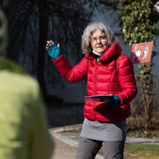 Dorfrundgang-Niederweningen zu jeder Jahreszeit