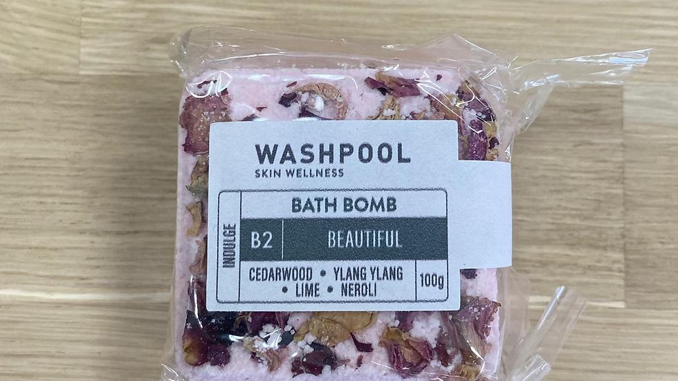 BATH BOMB B2 - INDULGE