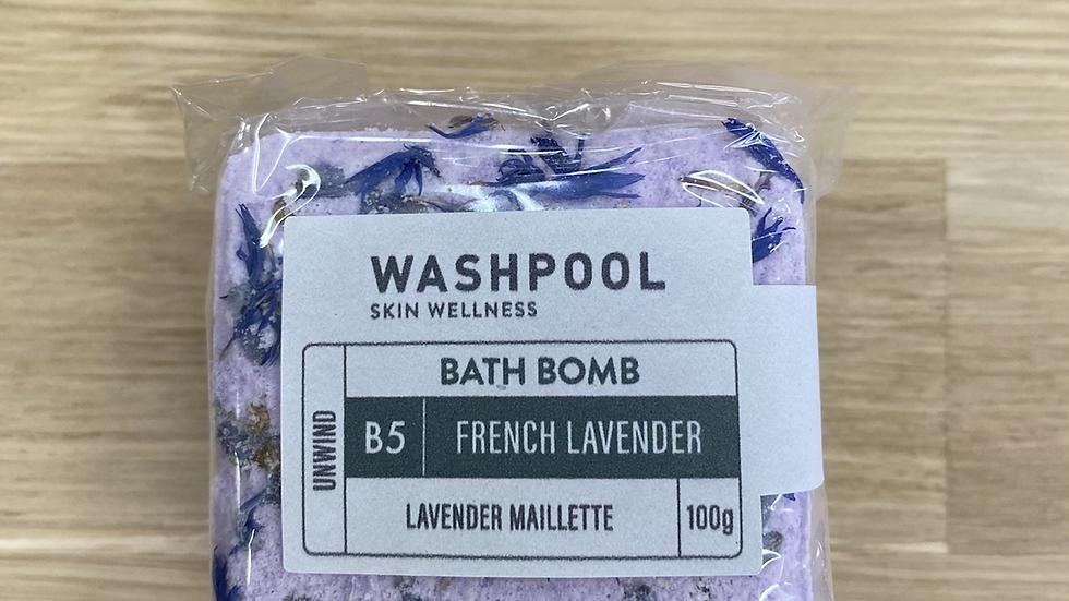 BATH BOMB B5 - UNWIND