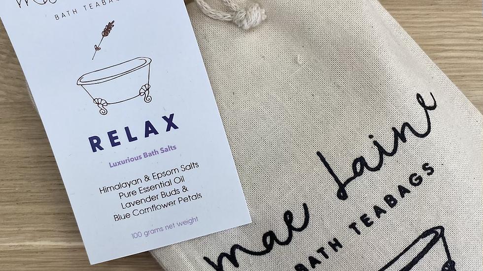 BATH TEABAG - RELAX