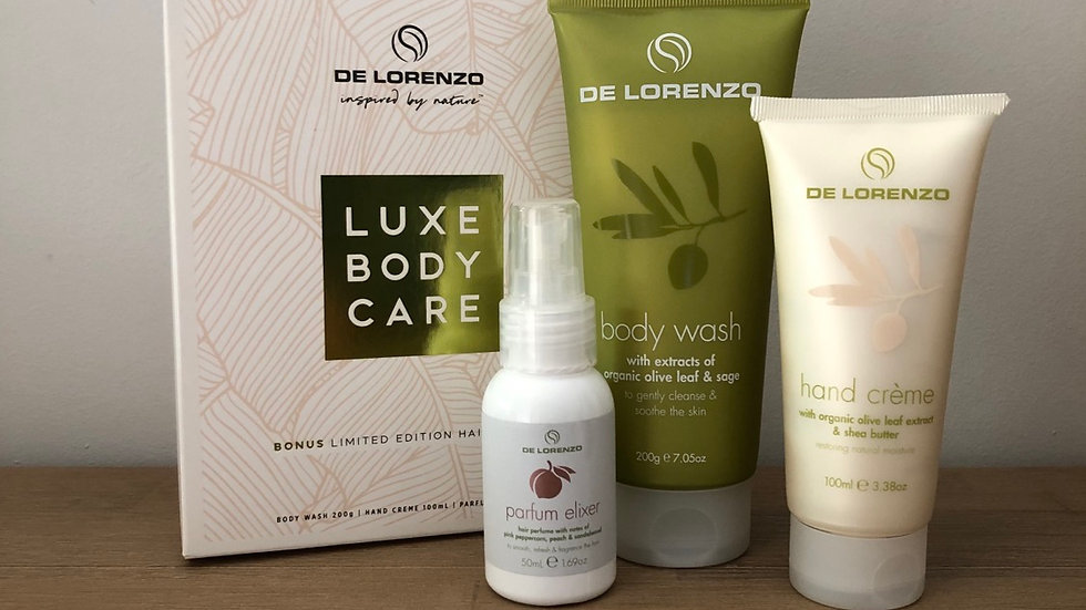 Luxe Body Care Pack - limited edition
