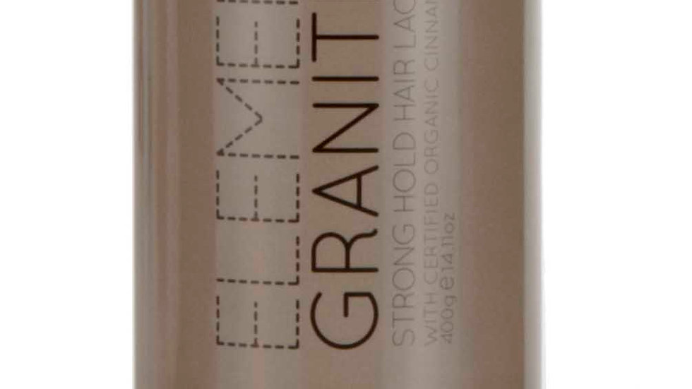 Granite - strong hold hairspray