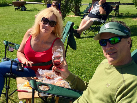 Second Sunday Outdoor Concert at Northern Sun Winery July 12th