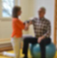 Physiotherapie Neuro-Therapie Erwachsene