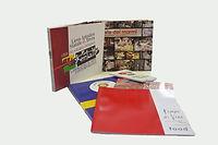 Brochure, cataloghi, libri, loghi, stampa, personalizzazione