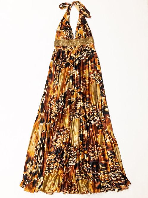 XOXO Halter Dress Full Length