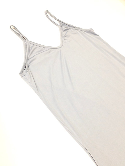 Grey Night Gown w/Pockets M