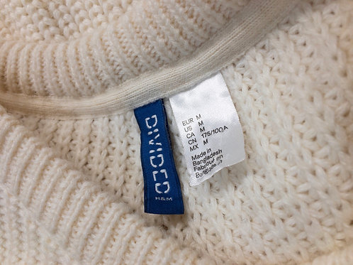 H&M Divided Brand Knit Sweater