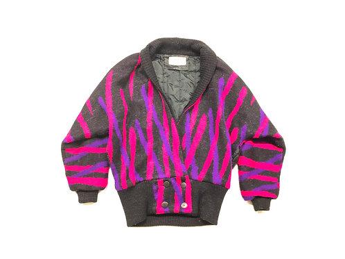 Black N Pink Sweater