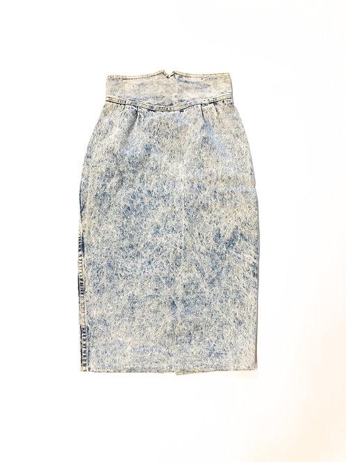 High Waist Denim Skirts