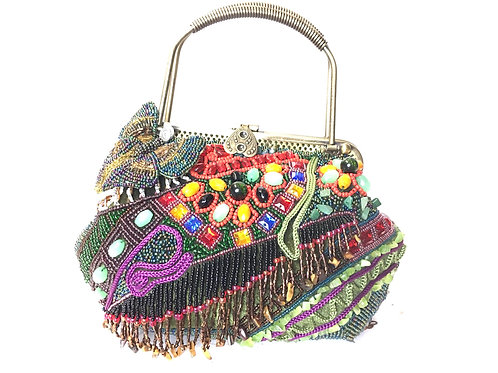 Chico's Beaded Evening Bag