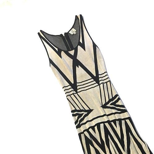 Sweater Knit Midi Dress