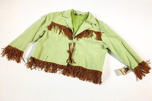 Cowgirl Fringe Jacket