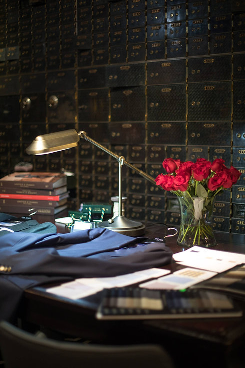 11th State Custom Clothiers Book Appoint