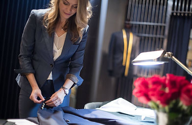 Catherine Conway custom men's suiting, styling, tailoring San Francisco