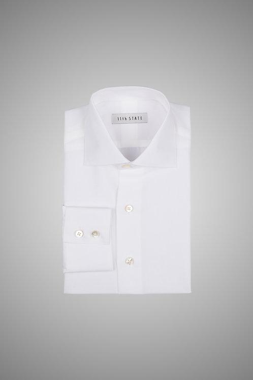Whitecapped White Shirt