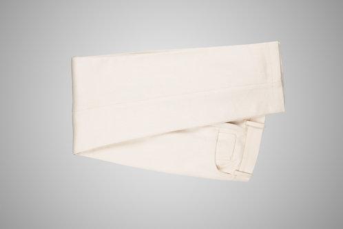 Foam White Pants