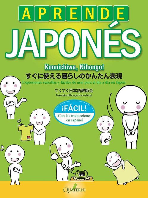APRENDE JAPONÉS. Konnichiwa Nihongo!