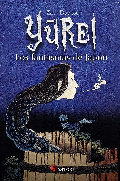 Yurei: Los fantasmas del Japón. Davisson, Zack