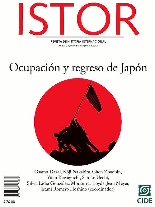 ISTOR Revista No. 51 Ocupación y regreso de Japón REBAJA