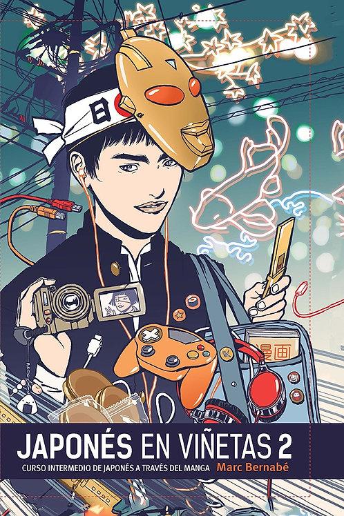 Japonés en viñetas integral 2