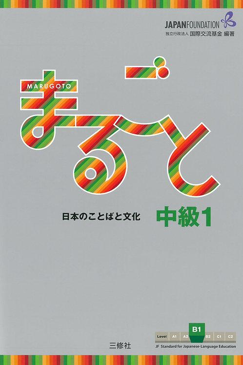 Marugoto: Japanese language and culture Intermediate1 B1