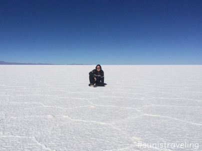 烏尤尼鹽湖的三天兩夜旅行 Salar De Uyuni 3D2N