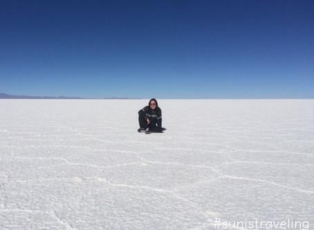 烏尤尼鹽湖的三天旅行 Salar De Uyuni 3D2N