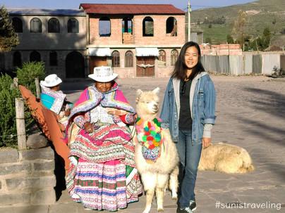 有白城、火山、峽谷的阿雷基帕 Arequipa & Colca Canyon