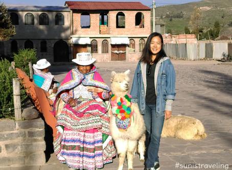 白城、火山、峽谷 Arequipa & Colca Canyon