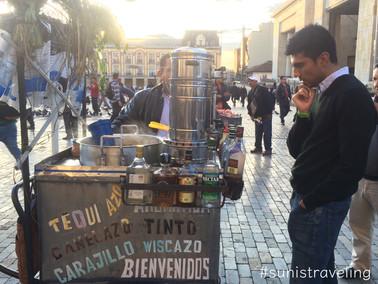 波哥大舊城區 Old Town Of Bogota