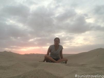 沙漠中的綠洲 Huacachina
