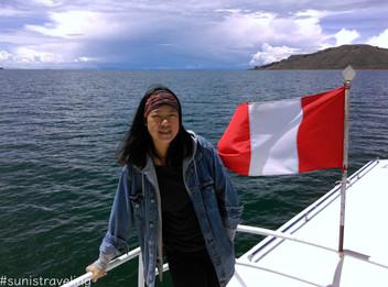 的的喀喀湖 Lake Titicaca