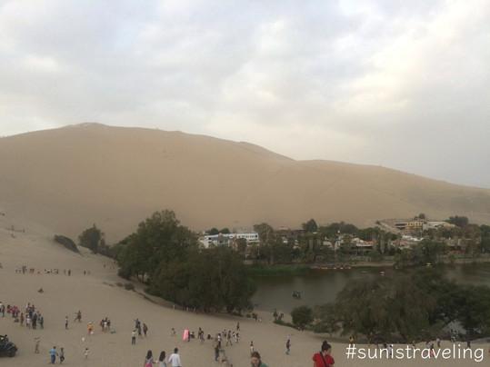 Huacachina 沙漠