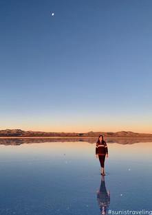 烏尤尼鹽湖 Salar De Uyuni