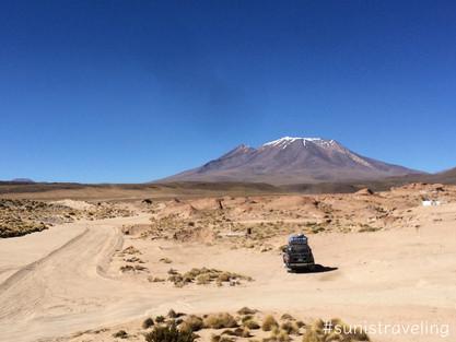 Licanabur火山