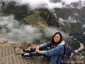 馬丘比丘 Machu Picchu
